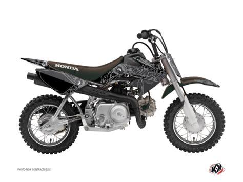 Graphics kit for honda crf 50. Honda 50 CRF Dirt Bike Zombies Dark Graphic Kit Black ...