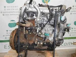 Engine Nissan Terrano Ii  R20  3 0 Di 4wd