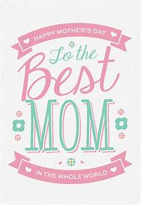 Pink Floral - Free Mother's Day Card | Greetings Island