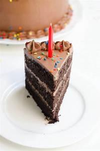Chocolate Birthday Cake: Devil's Food Cake with Rich ...