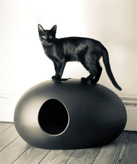 Luxury Black Poopoopeedo Cat Litter Box  Chelsea Cats