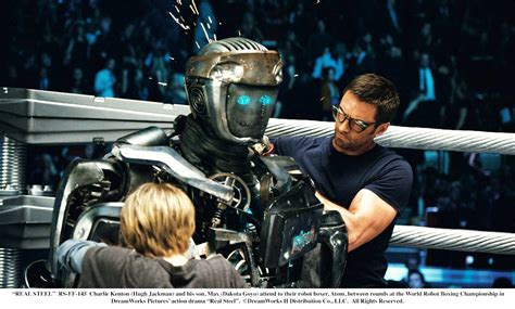 Great Real Steel Wallpapers by Director Shawn Levy Still Quietly Developing Real Steel 2