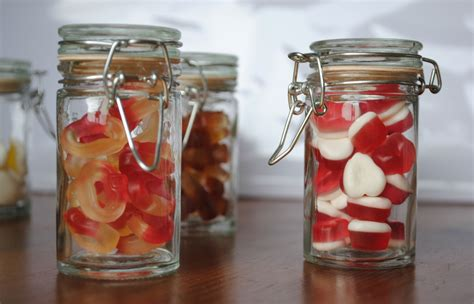 glass kitchen canisters glass jars
