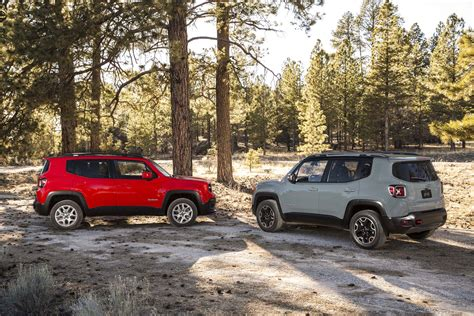 2015 Jeep Renegade Trailhawk 2015 Jeep Renegade Latitude