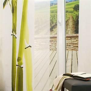Schiebegardinen Als Raumteiler : schiebegardinen m ssen nicht zwingend aus stoff sein bambus erobert den markt ~ Sanjose-hotels-ca.com Haus und Dekorationen