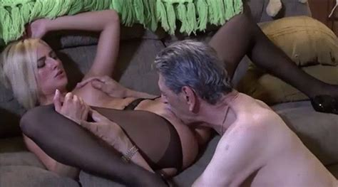 Xbooru Blonde Couch  Old Man Pussylicking Teen 710391