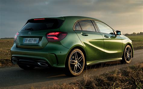 Mercedes-benz A-class Amg Line (2015) Wallpapers And Hd