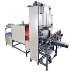 sleeve wrapping machine   price  india