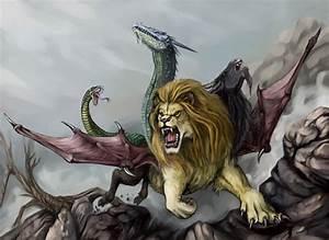 Chimera   MythOrTruth.Com - Mythical Creatures, Beasts and ...