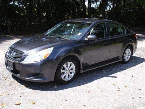 2011 Subaru Legacy 2 5i Premium Specs by 2011 Subaru Legacy Awd 2 5i Premium 4dr Sedan Cvt In