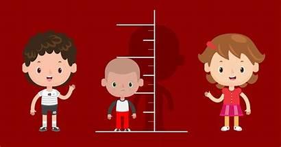 Stunted Growth Underweight Child Children Filipino Worried