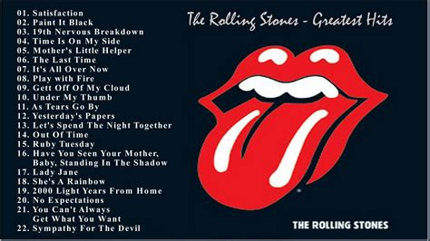 Rolling Stones Best Of The Rolling Stones Greatest Hits Universal Cd1 Rock Pop