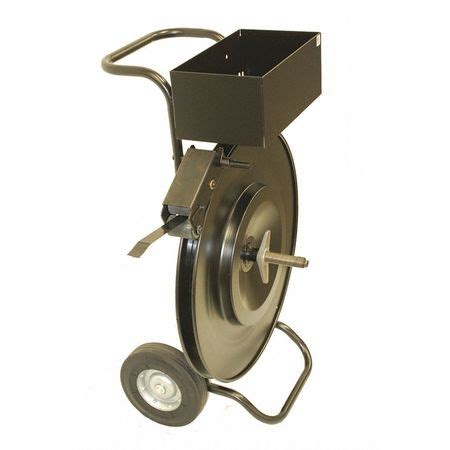 hd strapping cart rw works  rw steel banding steel strapping