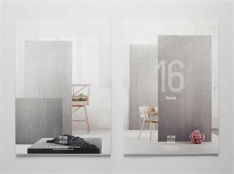 design house stockholm  catalogue  behance