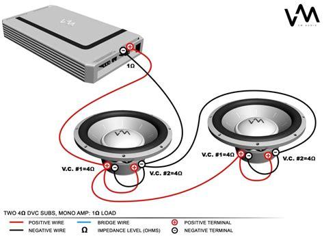 Wiring 1 Diagram Ohm Subwoofer by Kicker Cvr 12 Wiring Diagram Fuse Box And Wiring Diagram