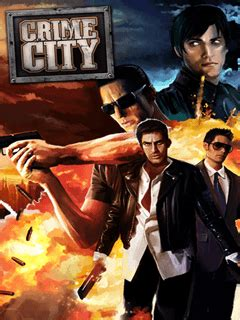crime city wallpaper
