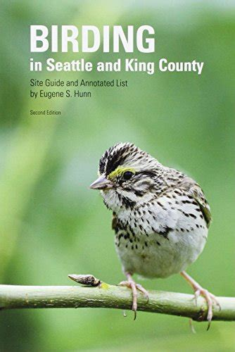 birding in seattle and king county site guide and