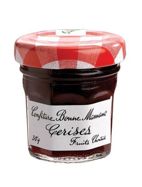 confiture portions bonne maman pot verre cerises x 60 bonne maman epicerie pro 233 picerie