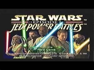 Let's Play Co-op Star Wars Jedi Power Battles: Part 1 ...