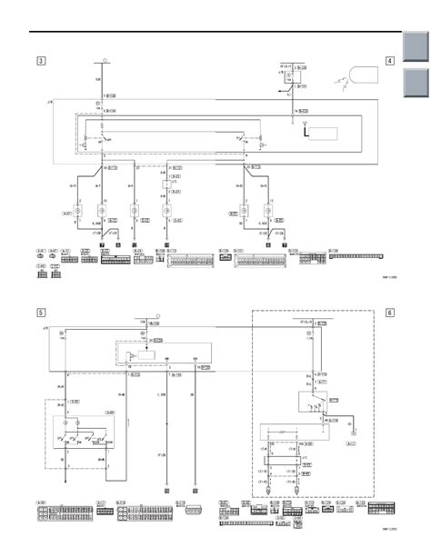 Mitsubishi Electrical Wiring Diagram by Mitsubishi Power Window Wiring Diagram Camizu Org