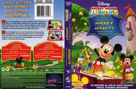 Pin Mickeys Playhouse Cake And Cookies Cake On Pinterest