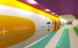 Agence Design Lyon : anamorphic signage for lyon airport ~ Voncanada.com Idées de Décoration