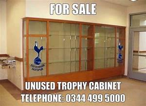 Empty Trophy Cabinet Pics