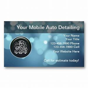 Auto detailing business cards auto detailing business for Detailing business cards
