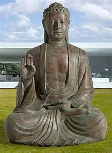 Statue Bouddha Interieur : bouddha g ant int rieur ext rieur 5711 ~ Teatrodelosmanantiales.com Idées de Décoration
