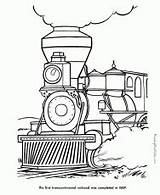 Coloring Railroad Train Freight Nightmare Printable Before Caboose Related Coloringhome sketch template