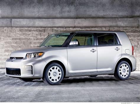 compact car scion xb consumer reports  reliable