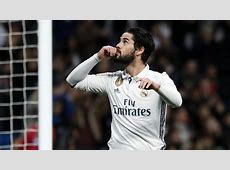 Isco and Real Madrid close to agreement on contract