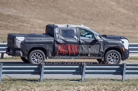 2019 Gmc Sierra 1500 Out Testing