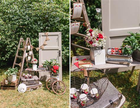 Dekoideen Für Eine Erdbeerhochzeit Hochzeitsgezwitscher
