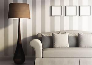 Wand Schwarz Streichen : wand streichen ideen f r muster farben streifen ~ Fotosdekora.club Haus und Dekorationen