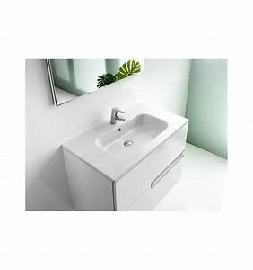 Meuble Salle De Bain Roca : pack complet meuble salle de bains victoria n de roca prix cass ~ Dallasstarsshop.com Idées de Décoration