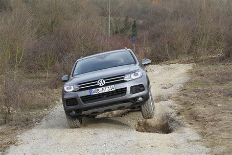 First Drive: 2011 Volkswagen Touareg Hybrid