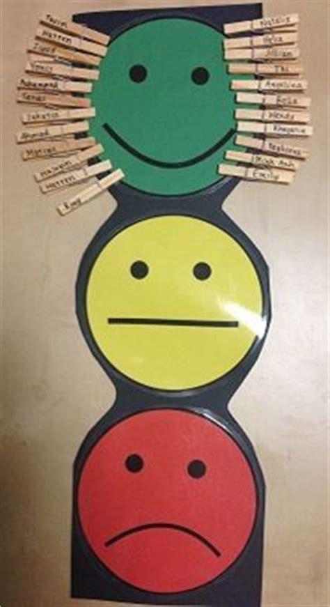 traffic light behaviour management chart