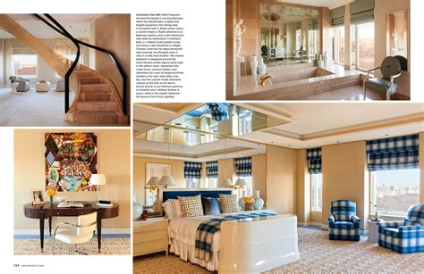 House To Home Interior Design : Architectural Digest March 2014