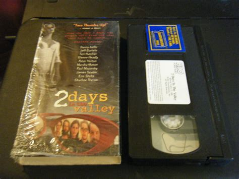 2 Days In The Valley (vhs, 1997) 26359130335