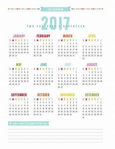 Calendario 2017 mes a mes Almanaques para descargar o para WhatsApp Imágenes para whatsapp