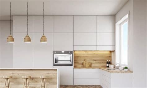 cuisine blanche avec plan de travail noir cuisine scandinave 34 décos pour une cuisine fonctionnelle et esthétique