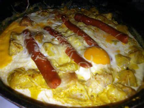 recette de pomme de terre sauce curry gratin 233 a l œuf et