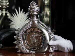 Top 10 Most Expensive Tequila Bottles in The World PEI Magazine