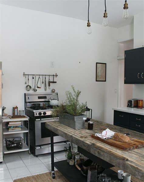 cuisines industrielles cuisine industrielle l 39 élégance brute en 82 photos