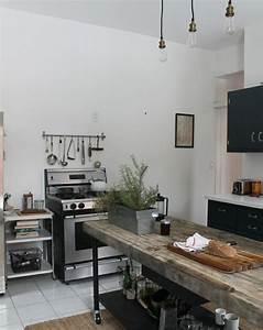 Cuisine industrielle l39elegance brute en 82 photos for Couleur peinture maison moderne 8 cuisine industrielle lelegance brute en 82 photos