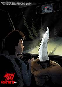 Friday the 13th Part VI: Jason Lives - PosterSpy