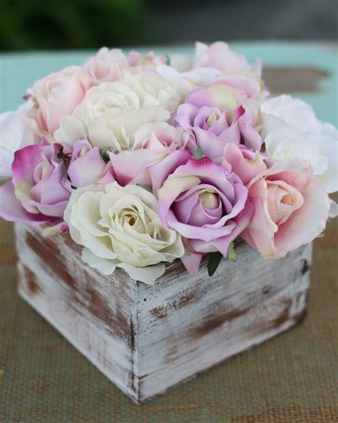 shabby chic flower arrangements morgann hill designs shabby chic rustic flower bouquet wedding centerpiece arrangement