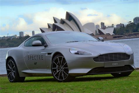 aston martin db9 aston martin db9 gt bond edition lands in australia