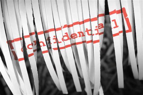 benefits  secure document shredding docuvault